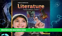 PDF Holt McDougal Literature: Student Edition Grade 8 2012