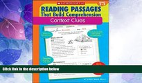 Big Deals  Context Clues (Reading Passages That Build Comprehension)  Free Full Read Best Seller