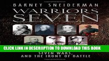 [PDF] Warriors Seven: Seven American Commanders, Seven Wars, and the Irony of Battle Full Online