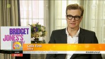 Colin Firth on Mark Darcy & Bridget Jones & Baby (Polish dubbed)