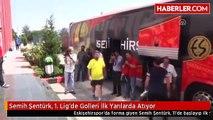Semih Şentürk, 1. Lig'de Golleri İlk Yarılarda Atıyor