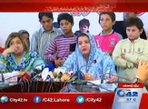 15-8-16 Press Conference at Child Protection Bureau regarding lost/ kidnapped children issue
