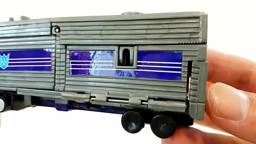 Transformers Combiner Wars Decepticons Ko Mini Menasor Truck Vehicle Combination Robot Car Toys