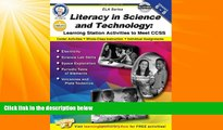 Big Deals  Literacy in Science and Technology, Grades 6 - 8: Learning Station Activities to Meet
