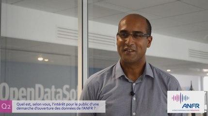 3 Questions à : David Thoumas, Co-fondateur & CTO d'OpenDataSoft