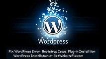 Fix Hacked Websites, Php error, Mysql error, Javascript error, wordpress error
