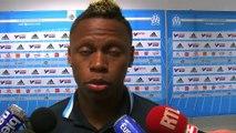 Ligue 1   OM - Nantes: réactions d'après match de Clinton Njie