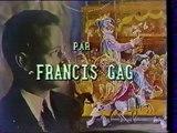 Creation du groupe folklorique Nice la Belle par Francis gag en 1956