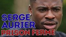 Les dérapages de Serge Aurier jusqu'à la prison ferme...