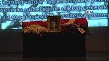 Ünlü Opera Sanatçısı Leyla Demiriş Alkışlarla Uğurlandı...