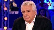 Michel Sardou pousse un violent coup de gueule contre les hommes politiques (vidéo)