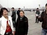 Theo place Tian An Men de Pekin
