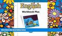 Must Have PDF  Houghton Mifflin English: Workbook Plus Consumable Grade 8  Best Seller Books Most