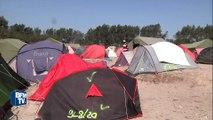 """Les migrants continuent de s'installer dans la """"Jungle"""" de Calais"""