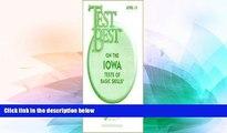 Big Deals  Test Best ITBS: Test Workbook Grade 5 (Level 11)  Best Seller Books Most Wanted