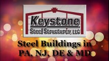 Erecting Steel Buildings in PA, NJ, DE and MD