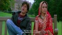 Shahrukh & Rani Bench Scene in Kabhi Alvida Naa Kehna [Eng Subs] HQ 1080p HD-youtube Lokman374