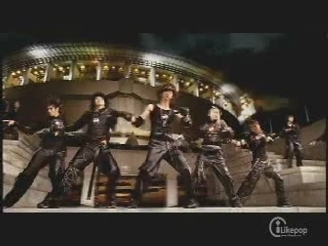 (PV) DBSK, BoA, and The Trax - Tri-Angle