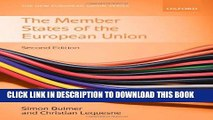 [PDF] The Member States of the European Union (New European Union Series) Full Colection