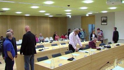 Conseil municipal en direct  le 26 septembre 2016 à 18h