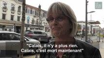 """""""Il aurait dû rester plus longtemps pour comprendre"""", les Calaisiens, sceptiques après le passage de François Hollande"""