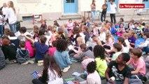 Quimperlé : les élèves de l'école Thiers savourent les langues d'Europe