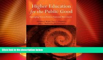 Big Deals  Higher Education for the Public Good: Emerging Voices from a National Movement  Free