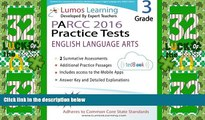 Big Deals  Common Core Assessments and Online Workbooks: Grade 3 Language Arts and Literacy, PARCC