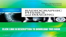 [PDF] Essentials of Radiographic Physics and Imaging, 1e Full Online