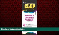 EBOOK ONLINE  CLEP Introduction to Educational Psychology (REA) - The Best Test Prep (CLEP Test