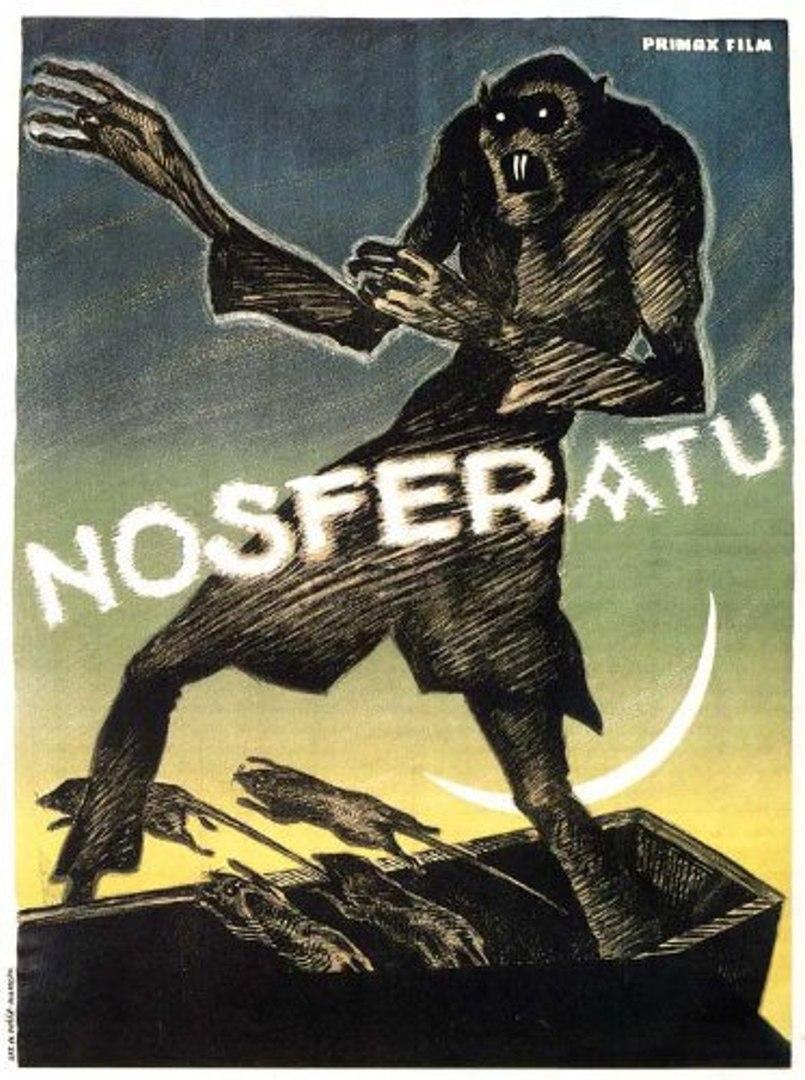 The Museum Nosferatu Germany (1922) Part 1 Span Sub