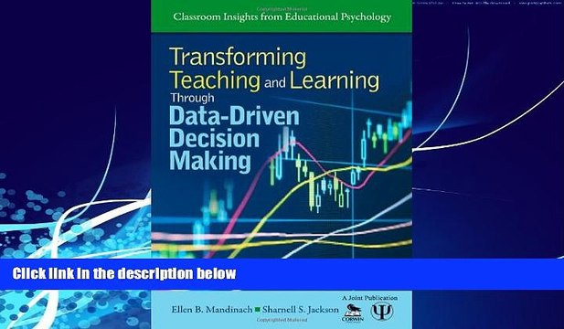 Big Deals  Transforming Teaching and Learning Through Data-Driven Decision Making (Classroom