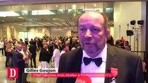 Le chef 3 étoiles Gilles Goujon reçoit la Légion d'honneur