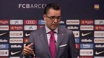 """Josep Vives: """"Estem molt tranquils amb el cas Neymar i ja hem arribat a un acord per Can Rigalt"""" [CAT]"""