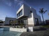Visite maison architecture moderne Costa Blanca  – Vente Espagne Maison A visiter – Votre avis ?