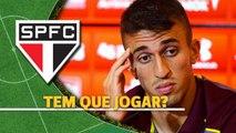 João Schmidt merece mais chances no São Paulo? - L! Responde