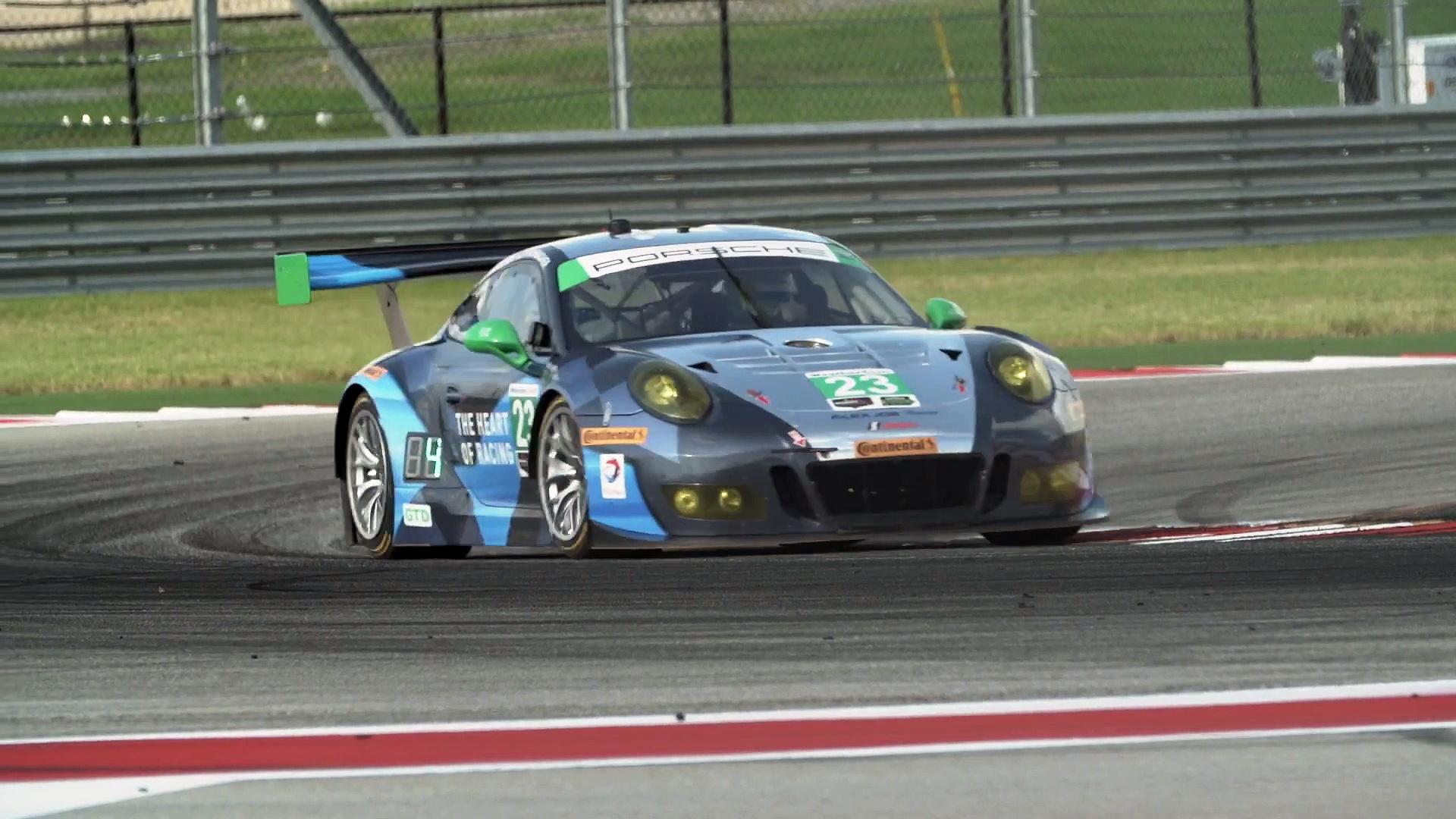 Porsche: Porsche festival in Texas (2016)