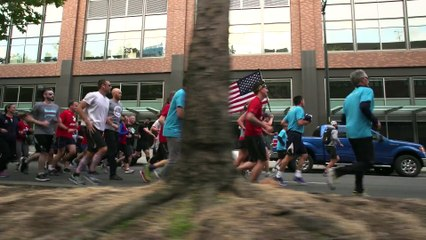 Mighty On The Move | Old Glory Relay 2016