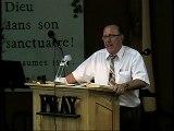 Raymond Bourgier- Conférence: (3) L'église catholique est elle la vraie église