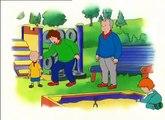 Caillou DVD4 en Español Dibujos Infantiles - Dibujos Pekes - Caillou Español