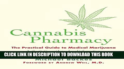 Collection Book Cannabis Pharmacy: The Practical Guide to Medical Marijuana