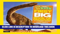 Collection Book National Geographic Little Kids First Big Book of Dinosaurs (National Geographic