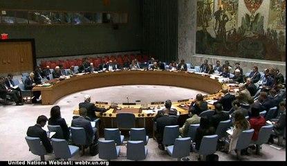 UNSC ONU  Russie sur la Syrie - 25/09/2016