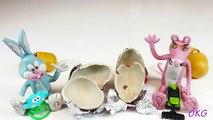 Sylvester Tweety Bugs Bunny Stop Motion PlAy DOh Cartoon Looney Tunes Prank Movie Clips