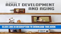 Collection Book Adult Development and Aging