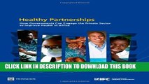 Healthy Partnerships: How Governments Can Engage the Private Sector to Improve Health in Africa