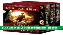 Collection Book The Hobbit and the Lord of the Rings (the Hobbit / the Fellowship of the Ring /