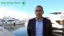 Vélos électriques en libre-service dans les ports de la CCI Nice Côte d'Azur - Entretien avec Franck Dosne