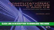 [PDF] Computational Finance Using C and C#, Second Edition: Derivatives and Valuation