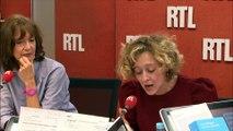 Ingrid Betancourt et François Baroin en meeting avec Nicolas Sarkozy le 9 octobre